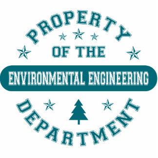 Propiedad del Departme que dirige ambiental Adorno Fotoescultura