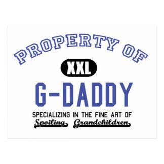 Propiedad del G-Papá Postales