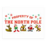 Propiedad del Polo Norte Postal