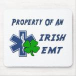 Propiedad irlandesa de EMT Alfombrilla De Ratones