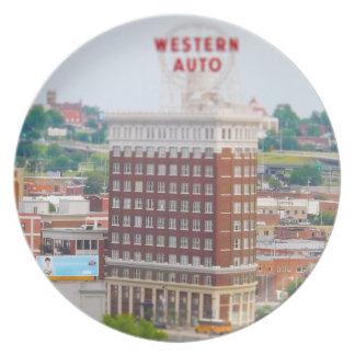 Propiedades horizontales autos occidentales Kansas Plato Para Fiesta