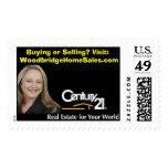 Propiedades inmobiliarias - comprando o vendiendo sellos