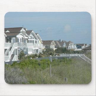 Propiedades inmobiliarias de la casa de playa tapetes de ratones