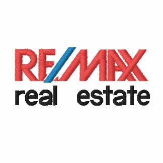 Propiedades inmobiliarias de RE/MAX - camisa Polo