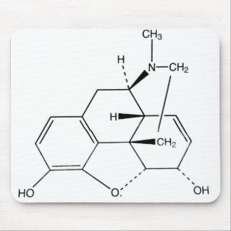 Propofol Molecule Mousepad