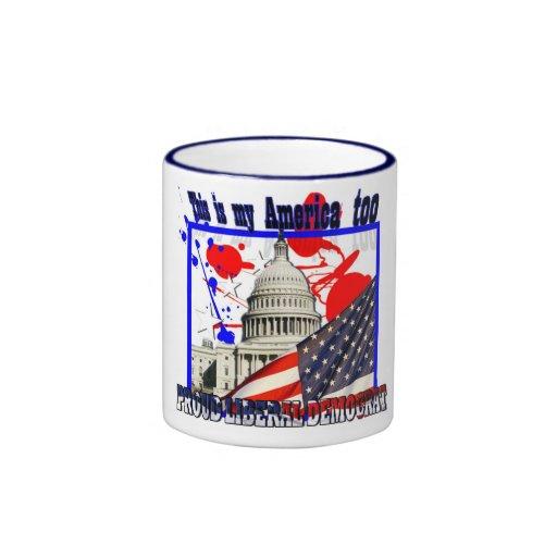 ProPolitics Ringer Coffee Mug