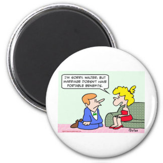 proposal marriage portable benefits magnet