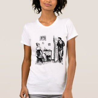 Proposal - Pride and Prejudice - Jane Austen T-shirts