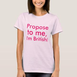 Propose to Me! T-Shirt