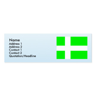 Proposed Greenland Denmark Business Card