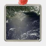 Propósito por satélite de escaparse del aceite ornatos