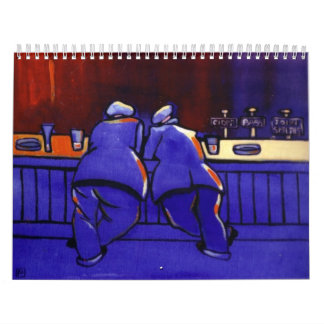 (PROPPING UP THE BAR CALENDAR 2012)