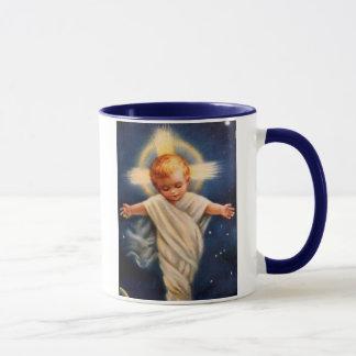 Propter Nos Advent mug