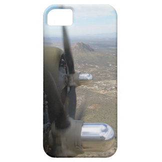 Propulsores de aeroplano B-17 sobre Arizona iPhone 5 Protector