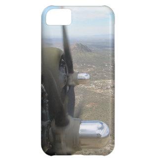 Propulsores de aeroplano B-17 sobre Arizona