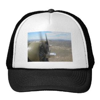 Propulsores del bombardero B-17 sobre Arizona Gorra