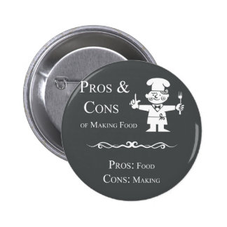 Pros & Cons of Making Food 2 Inch Round Button