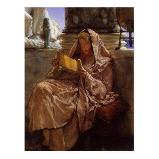 Prosa de sir Lawrence Alma-Tadema Postales