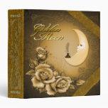 Prosa/poesía, luna de oro - carpeta de Avery