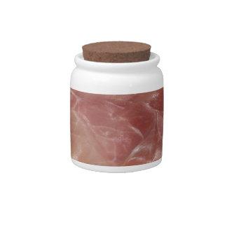 Prosciutto Candy Jars