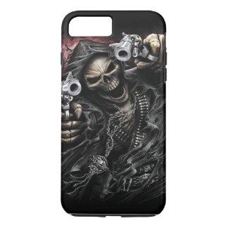 Proscrito del esqueleto funda iPhone 7 plus