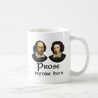 Prose Before Ho's Coffee Mug