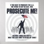 Prosecute Me Poster