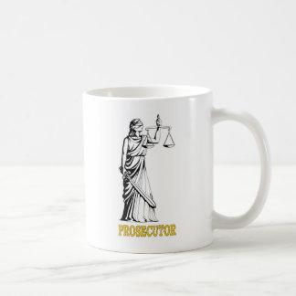 PROSECUTOR COFFEE MUG