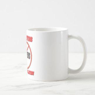 Prosecutors Will Be Violated Coffee Mug