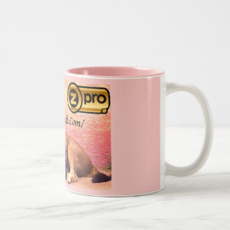Proseller I Am_Mug Two-Tone Coffee Mug