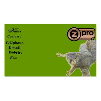 proSellerBadge_Elenne, I'm Cute, Name, Con... Business Card Templates