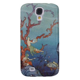 Proserpina and the Sea Nymphs Samsung Galaxy S4 Cover