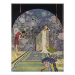 Proserpina en el palacio de Plutón Posters