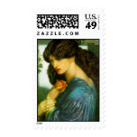 Proserpine by Dante Gabriel Rossetti Postage Stamps