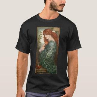 Proserpine by Dante Gabriel Rossetti T-Shirt
