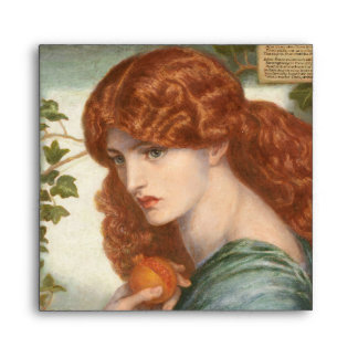 Proserpine de Dante Gabriel Rossetti Sobres