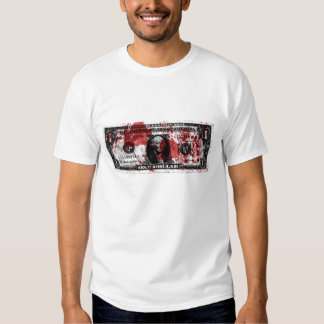 Proshhect Dollar White T Shirt