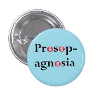 Prosopagnosia Pin