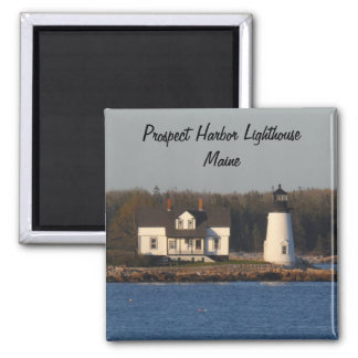 Prospect Harbor Lighthouse- Maine Magnet