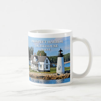 Prospect Harbor Lighthouse, Maine Mug