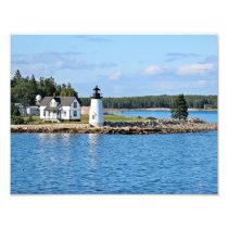 Prospect Harbor Lighthouse, Maine Photo Print