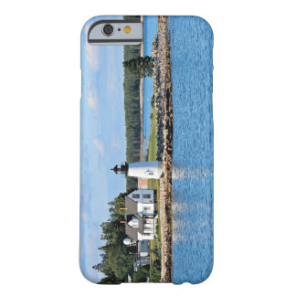 Prospect Harbor Lighthouse, Maine Postcard Barely There iPhone 6 Case