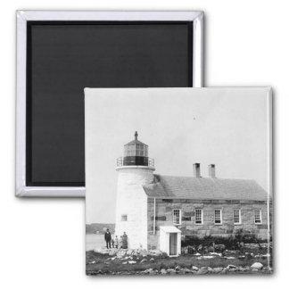 Prospect Harbor Point Lighthouse Magnet