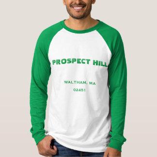 PROSPECT HILL WALTHAM, MA 02451 T-Shirt