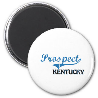 Prospect Kentucky City Classic 2 Inch Round Magnet