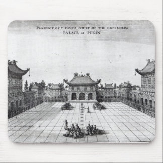 Prospect of the Inner Court Mouse Pads