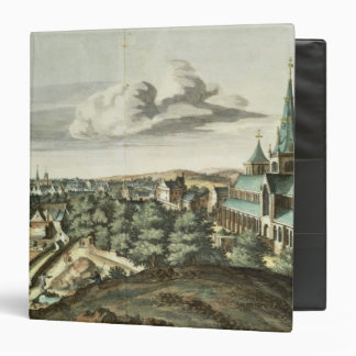 Prospect of the Town of Glasgow 3 Ring Binder