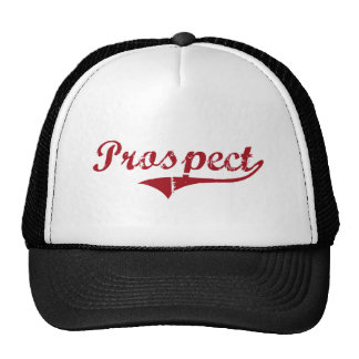 Prospect Ohio Classic Design Trucker Hat