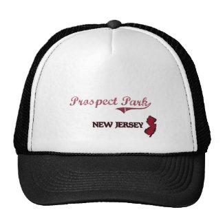 Prospect Park New Jersey City Classic Trucker Hat