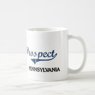 Prospect Pennsylvania City Classic Mug